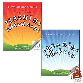Outstanding Teaching Collection 2 Books Bundle with Gift Journal