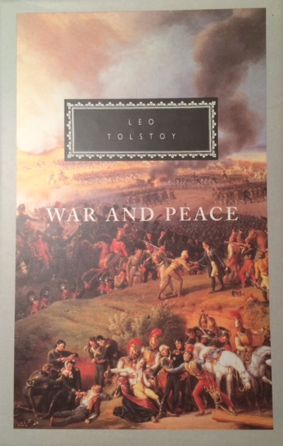 War and Peace (3 Volumes)