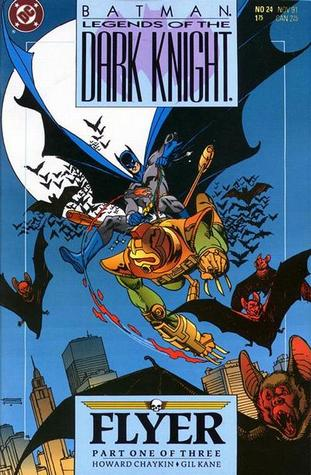 Legends of the Dark Knight #24