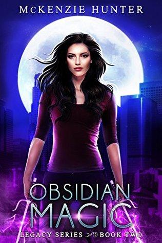 Obsidian Magic (Legacy, #2)