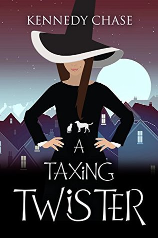 A Taxing Twister (Witches of Hemlock Cove #7)