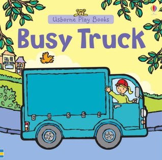 Busy Truck (Play Books
