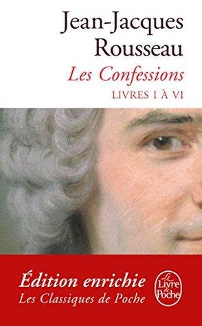 Confessions ( Confessions, Tome 1 nouvelle édition 2012) (Classiques t. 32439)