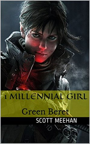 1 Millennial Girl: Green Beret (B100ks)