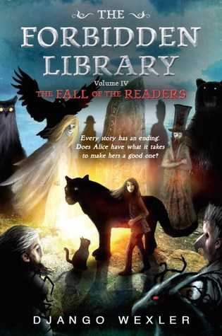 The Fall of the Readers (The Forbidden Library #4)
