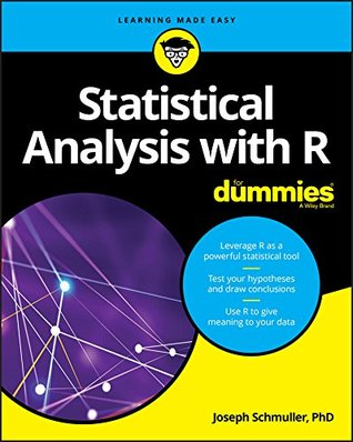 Statistical Analysis with R For Dummies (For Dummies
