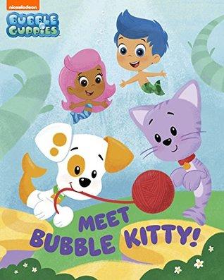 Meet Bubble Kitty!