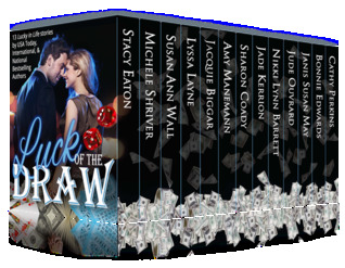 Luck of the Draw: 13 Romance & Suspense Novellas