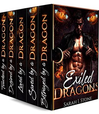 Exiled Dragons Books 1-5
