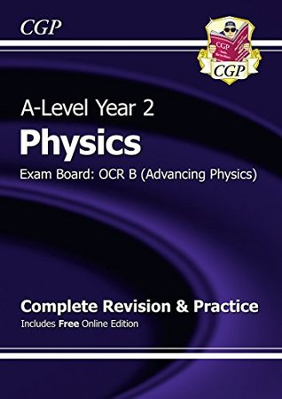 New A-Level Physics: OCR B Year 2 Complete Revision & Practice with Online Edition
