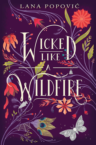 Image result for Wicked Like a Wildfire by Lana Popovic