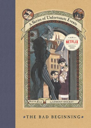 Image result for series of unfortunate events book goodreads