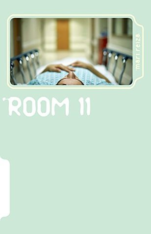 Room 11: A man sits singing where a woman lies dreaming