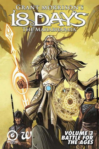 18 Days The Mahabharata Volume 3 Battle For The Ages By Ashwin Pande