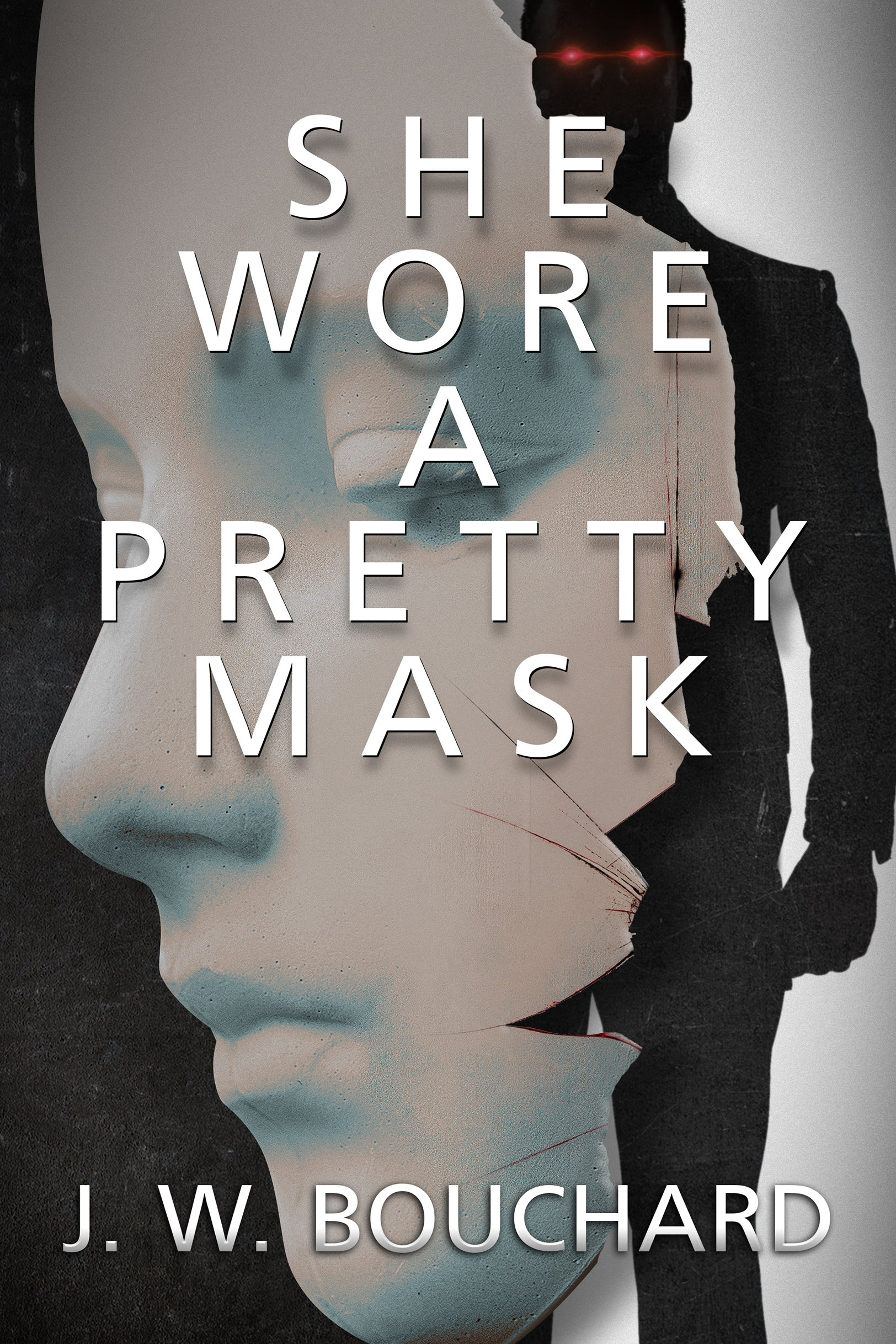 She Wore A Pretty Mask