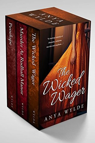 Regency Romance and Murder Mystery Box Set: Penelope / Wicked Wager / Murder at Rudhall Manor
