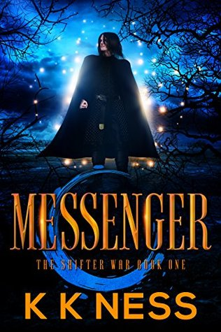 Book Review: Messenger (The Shifter War #1) by K.K. Ness