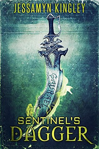 Book Review: Sentinel's Dagger (D'Vaire #2) by Jessamyn Kingley