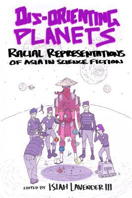 Book cover of Asians standing on another planet.