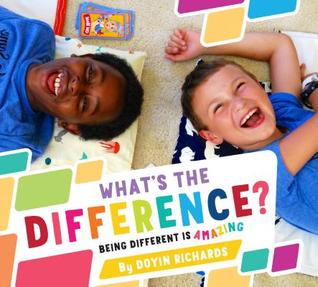 What's the Difference? by Doyin Richards
