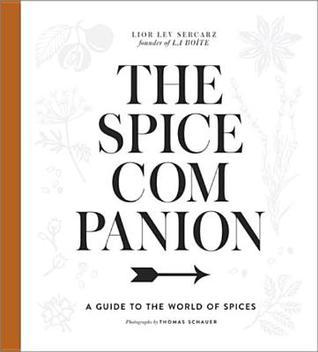 The Spice Companion by Lior Lev Sercarz