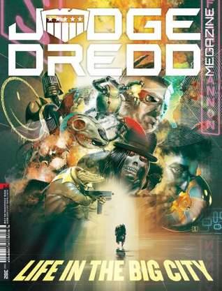 Judge Dredd Megazine 382