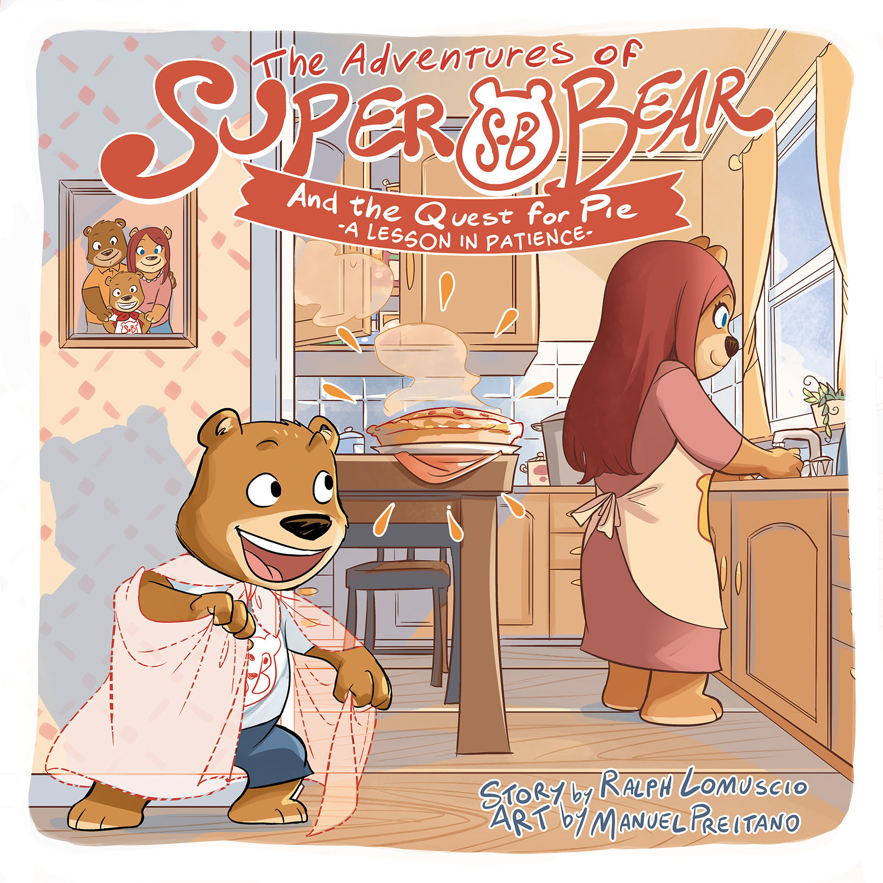 The Adventures of Super Bear: The Quest for Pie
