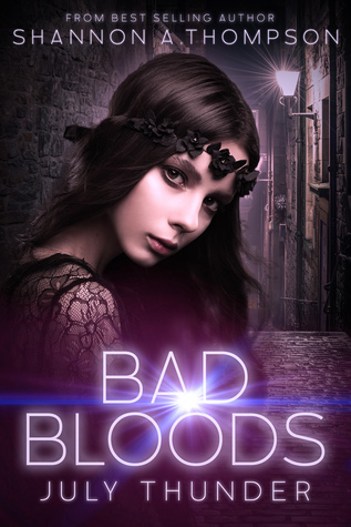 July Thunder (Bad Bloods, #3)