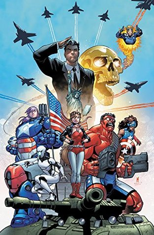 U.S.Avengers, Volume 1