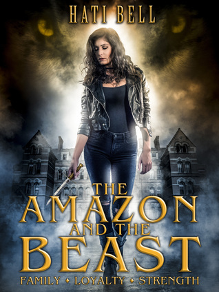 The Amazon and the Beast (Mythos, #1)