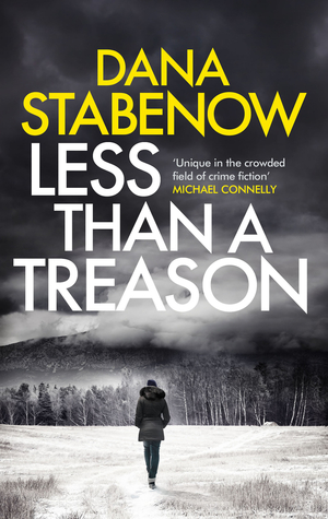 Less Than A Treason (Kate Shugak, #21)