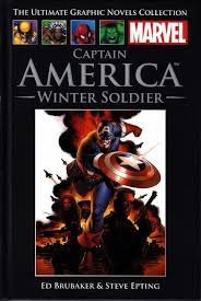 Captain America: Winter Soldier (The Marvel Graphic Novel Collection #44)