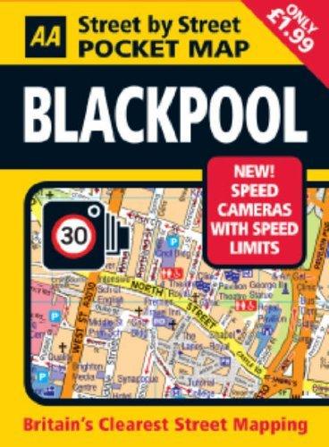 Blackpool Pocket Map