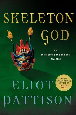 Skeleton God (Inspector Shan, #9)