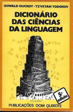 Dicionário das Ciências da Linguagem