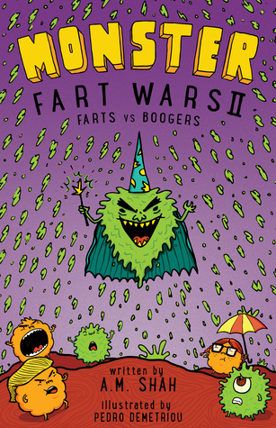Monster Fart Wars II: Farts vs. Boogers