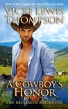 A Cowboy's Honor (The McGavin Brothers, #2)
