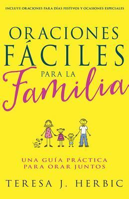 Span-Family Prayer Made Easy: A Practical Guide for Praying Together