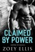 Claimed By Power (Empire of Angels #1)