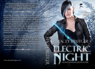 Electric Night by Stacey Brutger