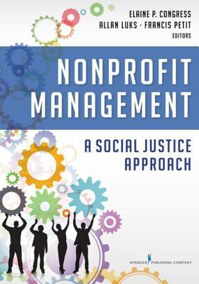 Nonprofit Management: A Social Justice Approach