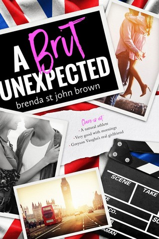 A Brit Unexpected by Brenda St. John Brown