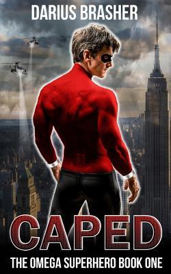 Caped (The Omega Superhero #1)