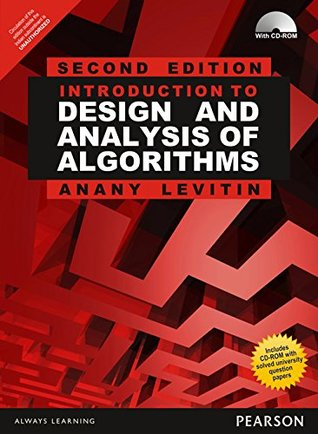 Introduction to Design and Analysis of Algorithms
