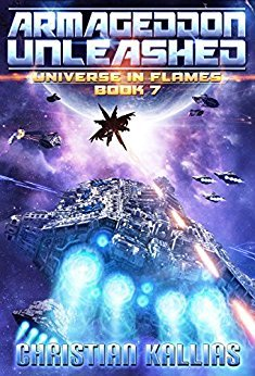 Armageddon Unleashed (Universe in Flames, #7)