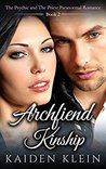 Archfiend Kinship ~ The Psychic and The Priest Book Two Paranormal Romance