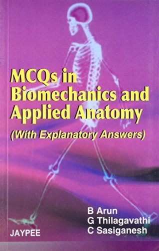 Mcqs In Biomechanics And Applied Anatomy