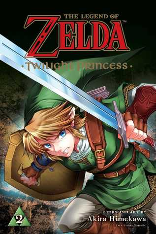 The Legend of Zelda: Twilight Princess, Vol. 2 cover