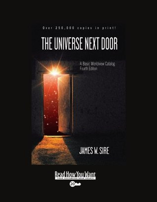 The Universe Next Door (Volume 1 of 2) (EasyRead Super Large 20pt Edition): A Basic Worldview Catalog: Fourth Edition