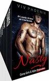 Nasty: Curvy Girls & Alpha Mind Readers (Hot Shorts Book 1)